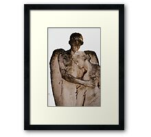 Angel's Embrace Framed Print