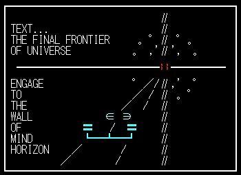 ASCII TREK by kalcha