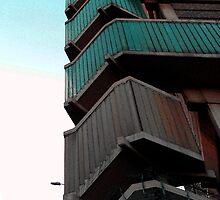 Walkways, Moore street, Sheffield by sidfletcher