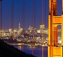 Golden Gate View by Chris Putnam