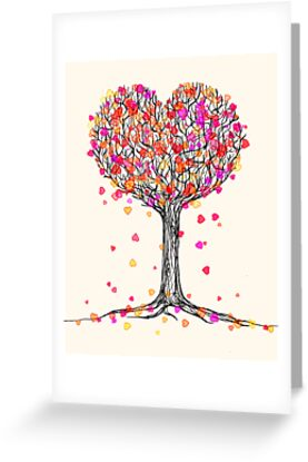 Love in the Fall by micklyn