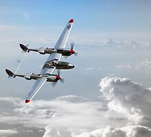 P38 Patrol  by J Biggadike