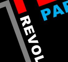 Stop Unfair Taxation Sticker