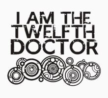 i am the twelfth doctor by jammywho21