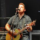 Country Star Josh Gracin by Kathy Baccari