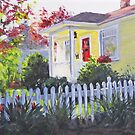 """Portland Morning"" by Karen Ilari"
