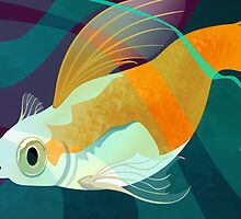 The Guppy by Sarah McKay