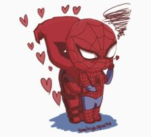 SpideyPool by otterystbarts