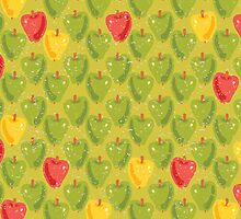 Sweet Apples by rusanovska