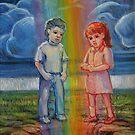 Rainbow Kids by HDPotwin