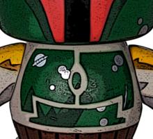 Boba the Bounty Hunter Sticker