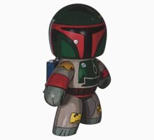 Boba Fett The Bounty Hunter Kids Clothes