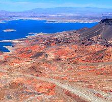 Desert Rainbow by JamesA1