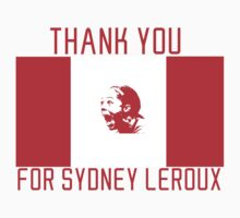 Thank You, For Sydney Leroux by seeaykay