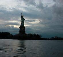 Lady Liberty  by Charli007