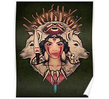 Spirit Princess - PRINT Poster