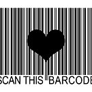 I MISS YOU BARCODE by asyrum