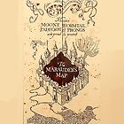 Marauder's Map by ohmyglob