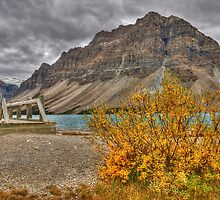 Crowfoot Mountain by JamesA1