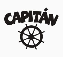 Capitán wheel by theshirtshops