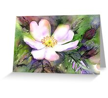 Hedgerow Queen Greeting Card