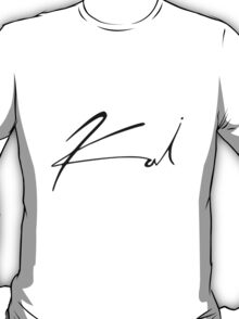 Kai Signature T-Shirt