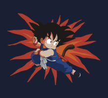 Dragon Ball Goku by Borsalino Yellow
