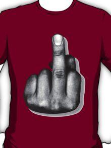 Middle Finger Flipping the Bird T-Shirt