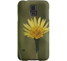 Yellow Wild Flower which I don't know the name of Samsung Galaxy Case/Skin