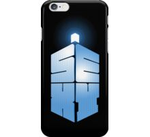 The name of the TARDIS iPhone Case/Skin