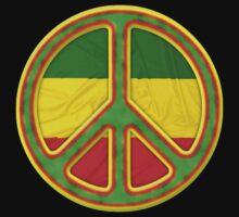 Rasta Peace by BailoutIsland