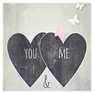 You and Me by Sybille Sterk
