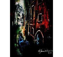Desolate Shell Photographic Print
