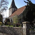 Holy Trinity Church, Bosham by lezvee