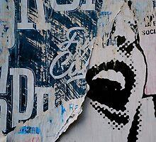 Una Faccia di Carta by InkCirclesPhoto