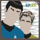 Pixel Spirk! by Alex Mathews