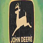Nothing Runs Like a Deere - iPhone Case by © Betty E Duncan ~ Blue Mountain Blessings Photography