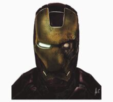 Zombie Iron Man by saboe