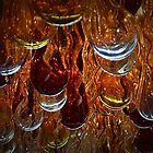 Blown Glass Bulbs by PhosGraphe
