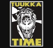 Tuukka Time 2 by trevorbrayall