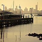 Williamstown Sail Yards  by D-GaP