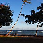Aloha (wherever you are) by Sally Kate Yeoman