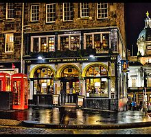 Edinburgh, UK by Wendy  Rauw