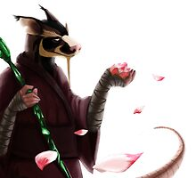 Master Splinter by NigelMorey