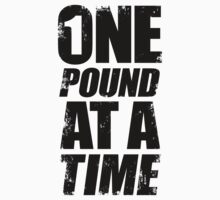 One Pound At A Time by Look Human