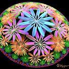Hypertile Flowers by wolfepaw