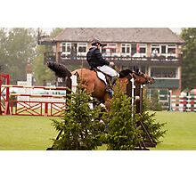 When good jumps go BAD! 3/8 Photographic Print