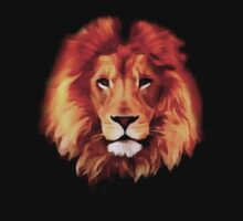 lion of judah t-shirt by parko