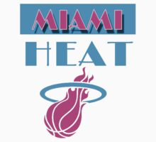 Miami! Heat T-shirt Kids Clothes
