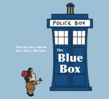 The Blue Box by Charles Thurston
